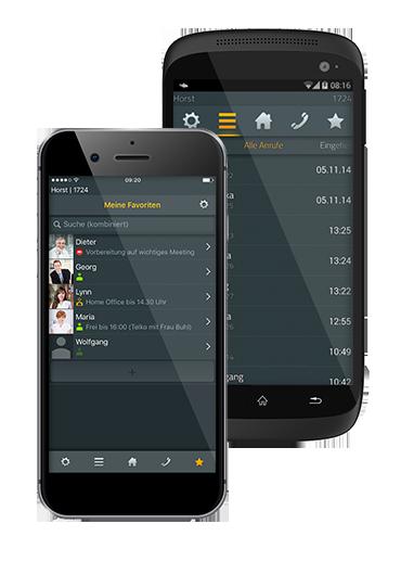 myPBX-Apps